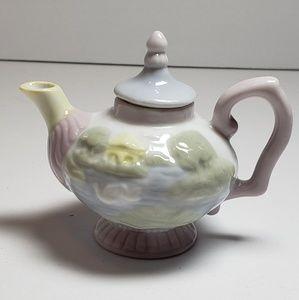 Russ Berrie Miniature Teapot